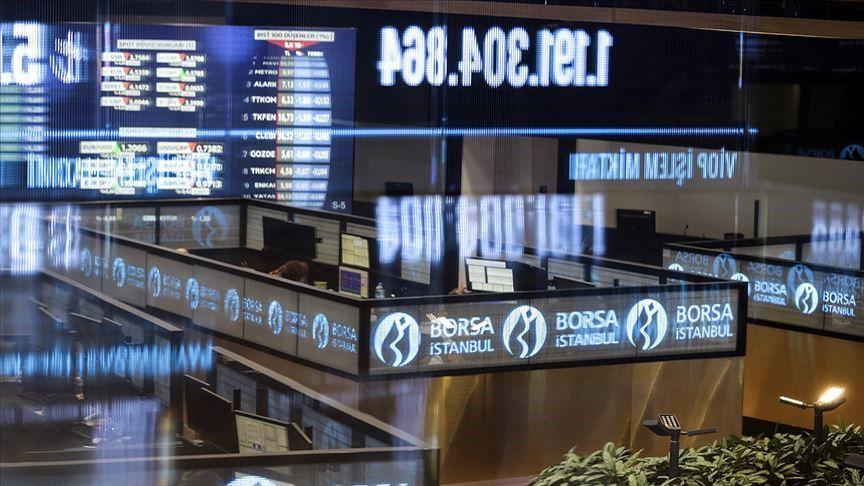 Borsa günü yüzde 1,18 değer kaybıyla tamamladı