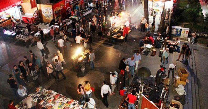 Ankara'nın meşhur akşam pazarı kaldırıldı