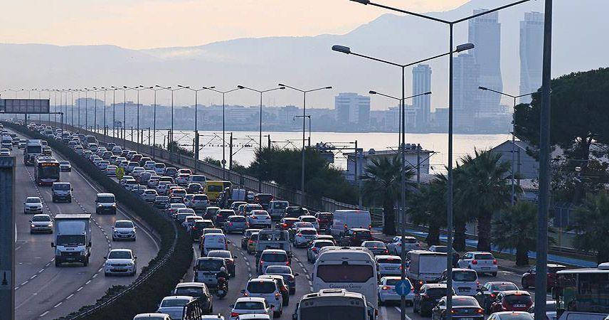 Kasım ayında 67 bin taşıt trafiğe kayıt yaptı