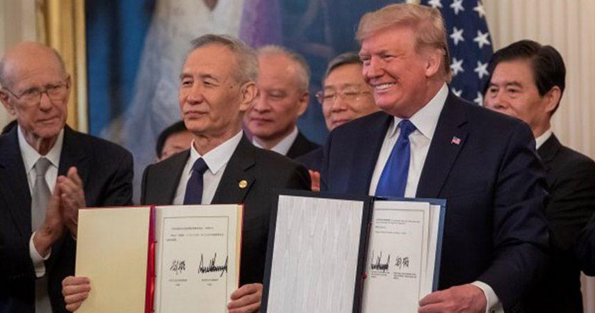 ABD ile Çin anlaştı, ticaret savaşlarına mola verildi