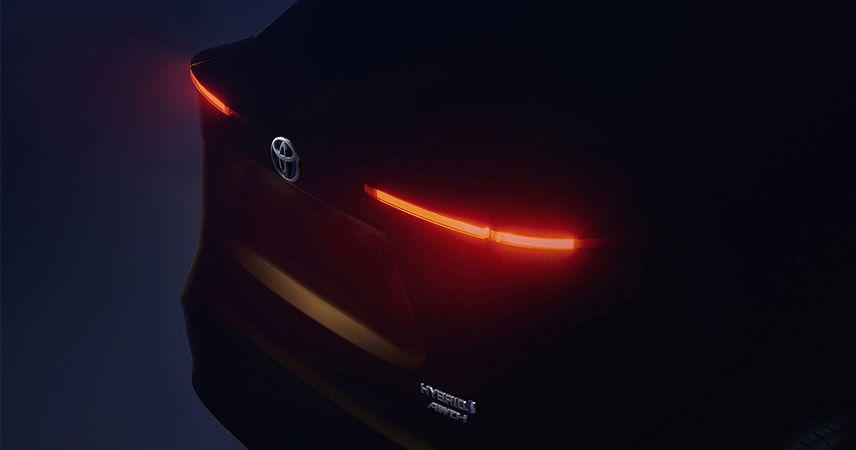 Cenevre'de Toyota B-SUV'un dünya prömiyeri yapılacak