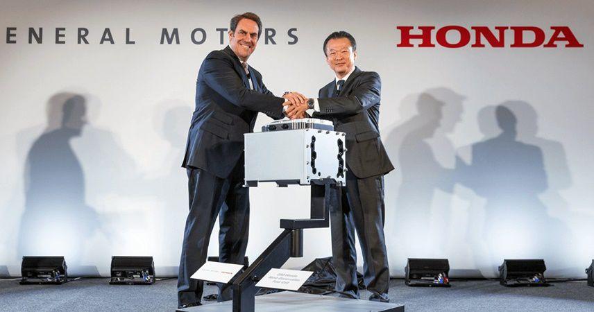 Honda ve General Motors, yeni elektrikli araçlar için el sıkıştı
