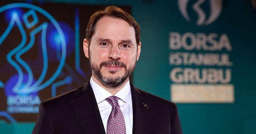 Bakan Albayrak: 23 yıl sonra Borsa İstanbul'da endekslerden iki sıfır atıyoruz