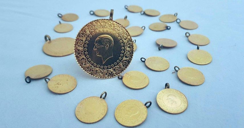 Altının onsu 1.985,18 dolarla tarihi zirvesini yaşadı