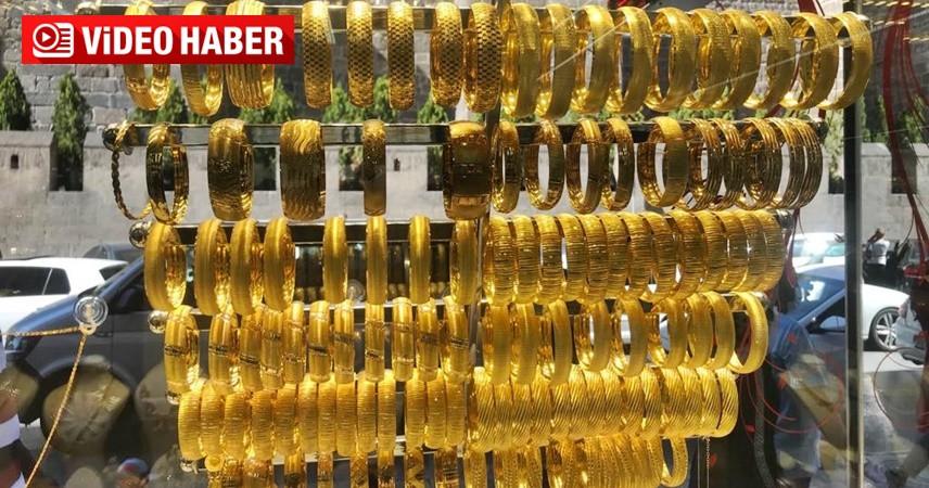 Kayseri'de kuyumcular, toptancıda çeyrek altın bulamıyor