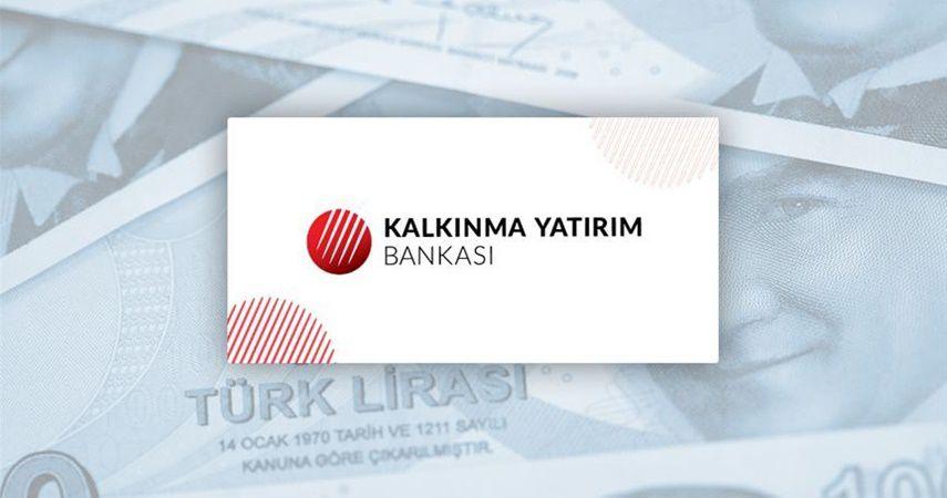 Türkiye Kalkınma ve Yatırım Bankası, aktiflerini yükseltti