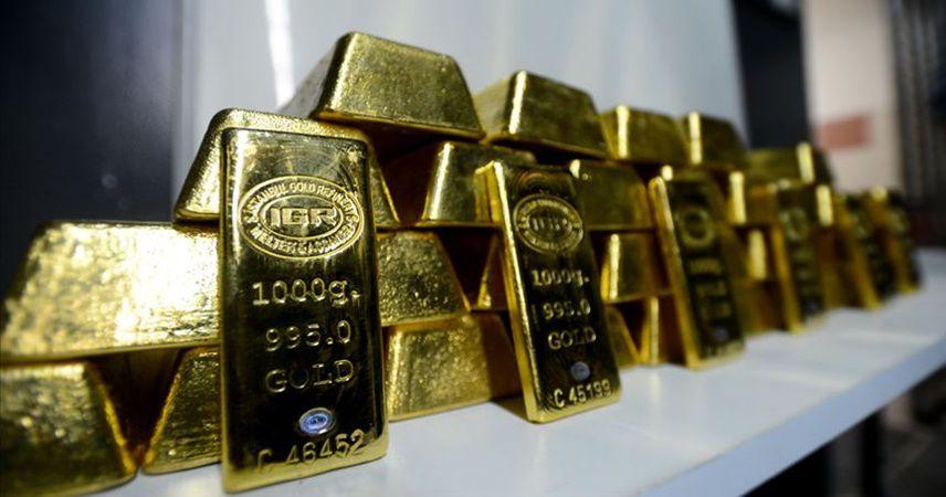 Altın bazlı borsa yatırım fonlarından çıkış yaşanıyor