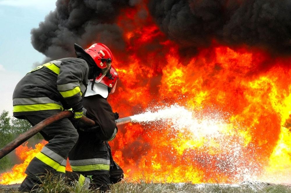 İran'da petrokimya fabrikasında yangın: 1 ölü, 4 yaralı