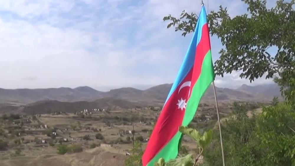 Azerbaycan ordusu 27 sene sonra Ağdam'da