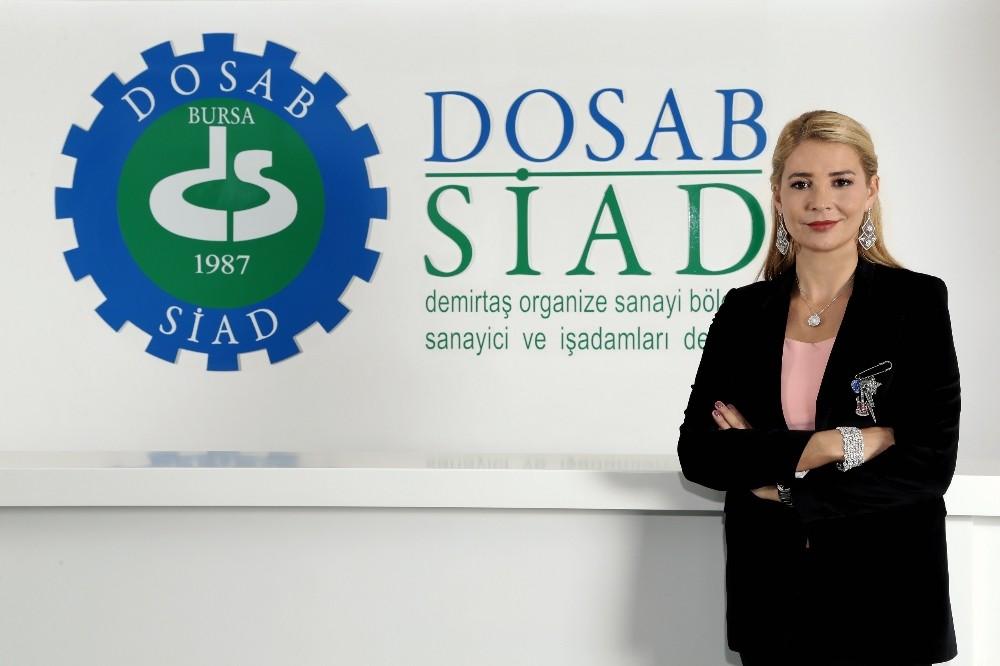 """DOSABSİAD Başkanı Çevikel: """"Faiz artırımı olumlu ancak yatırımları ve ticareti teşvik edecek adımlar"""