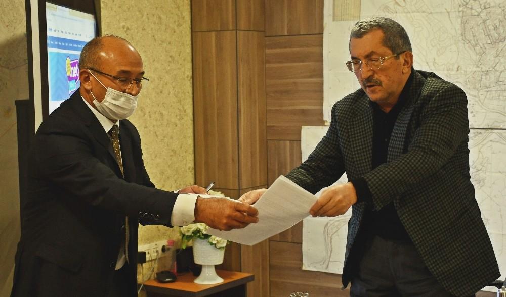 Karabük Belediyesi'nden sosyal haklarla birlikte yüzde 40'lık sözleşme