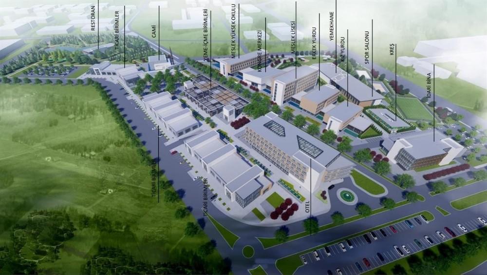 Kırklareli Organize Sanayi Bölgesinde yatırım atağı