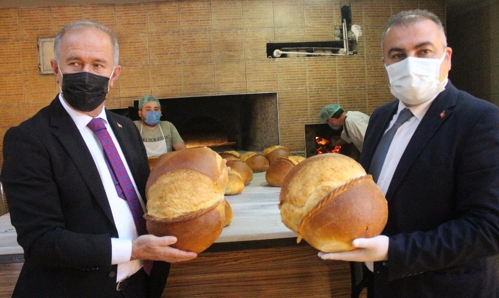 Bir ay bayatlamayan Çavuşlu ekmeği tescillendi