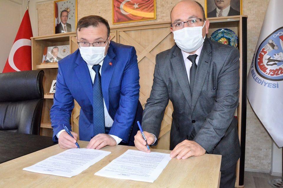 Emet Belediyesi'nde toplu iş sözleşmesi