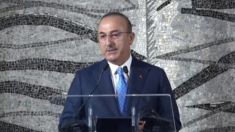 Bakan Çavuşoğlu, Pakistan'da Türk Vakfı'nın statüsü ve faaliyetlerine ilişkin mutabakat zaptını imza