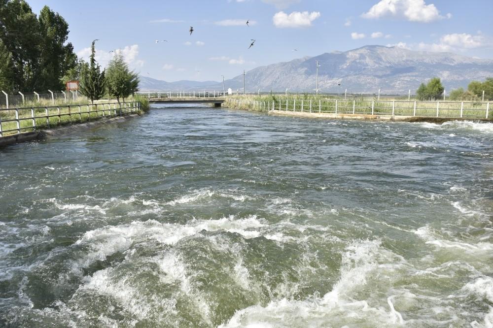DSİ son 18 yılda Denizli'de 18 baraj ve 10 gölet yaptı