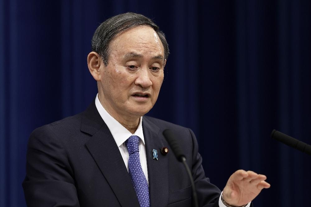 Japonya Başbakanı Suga'dan Kuzey Kore açıklaması