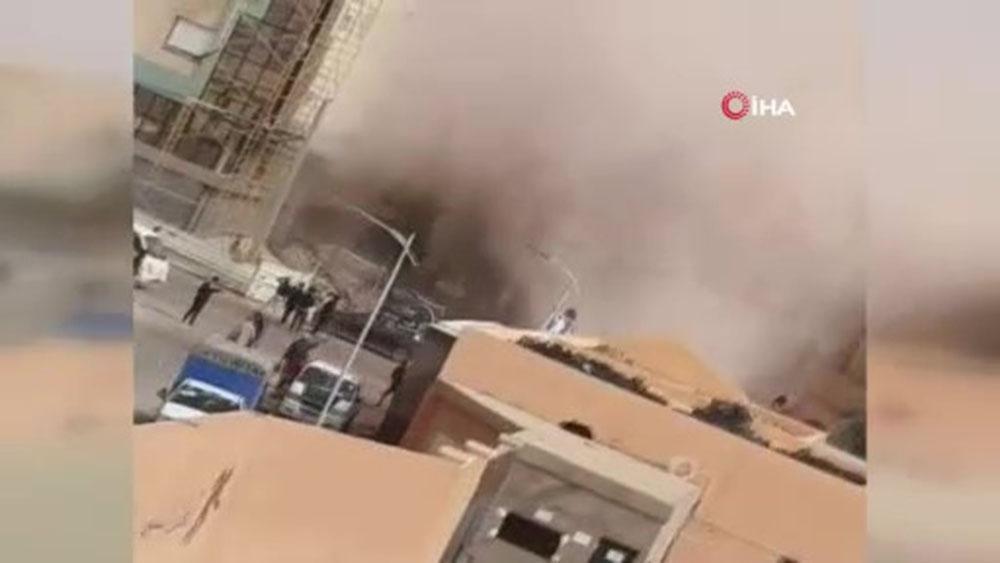 Cezayir'de doğal gaz patlaması: 17 yaralı
