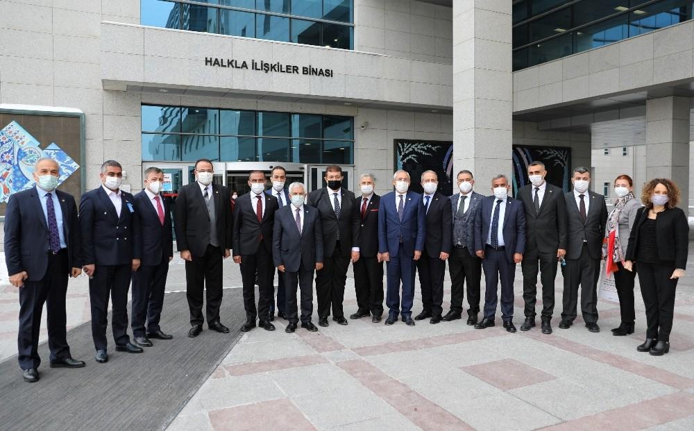 GTO iş dünyası için Ankara'nın kapısını çaldı