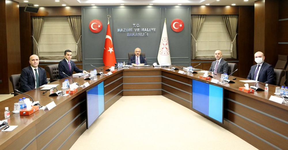 """Bakan Elvan: """"Atacağımız adımları sosyal taraflarla istişare içinde belirleyeceğiz"""""""