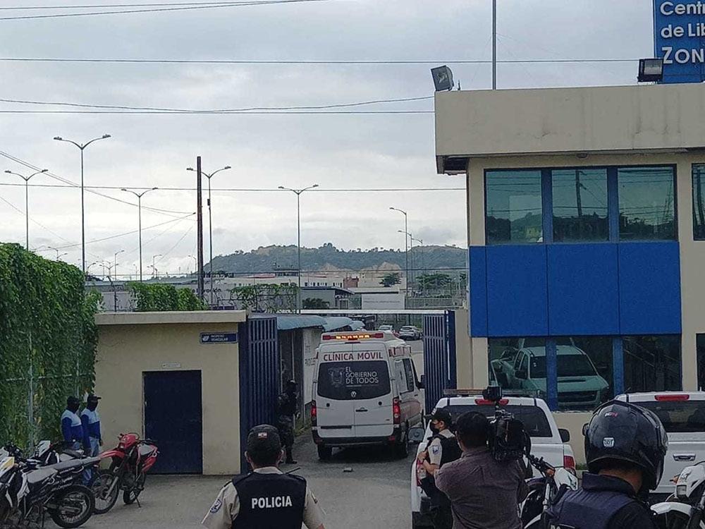 Ekvador'da 3 hapishanede isyan çıktı: 50 ölü