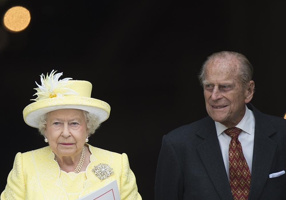 Prens William'dan Prens Philip'in durumuna ilişkin açıklama