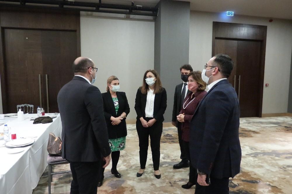 TARSİM'den Azerbaycanlı heyete 'Tarım Sigortaları Eğitimi'