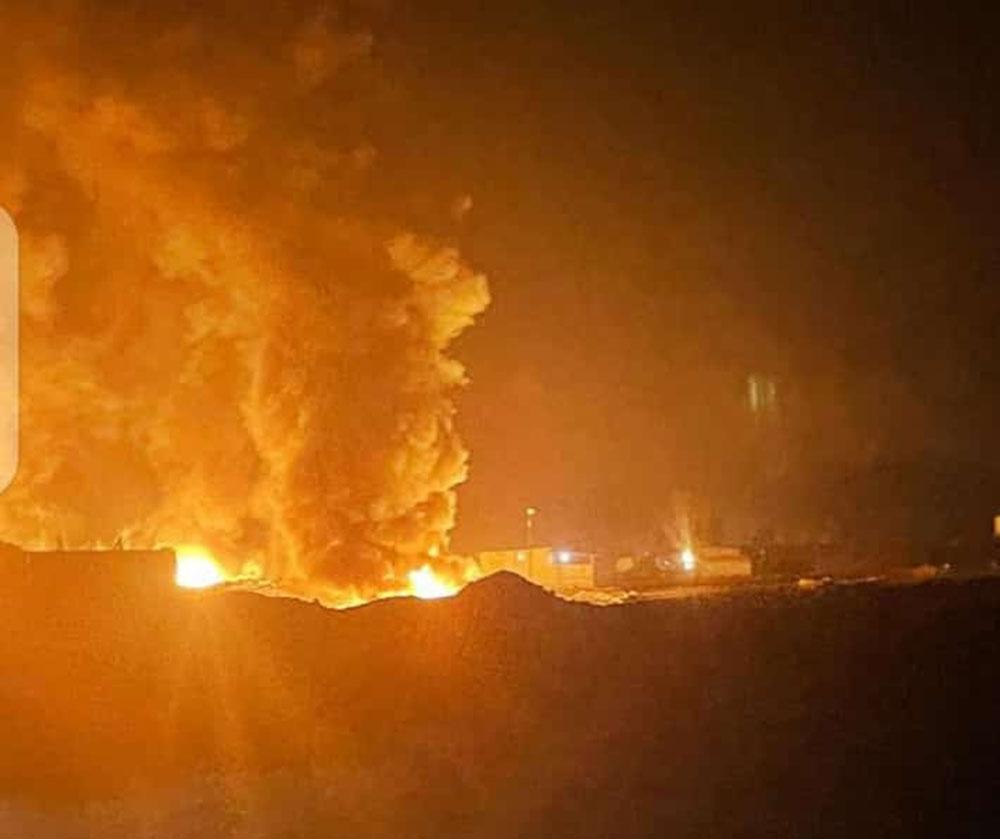 Halep'e balistik füze saldırısı: 4 yaralı