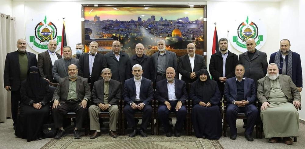 Hamas'ın siyasi bürosuna ilk kadın üye seçildi