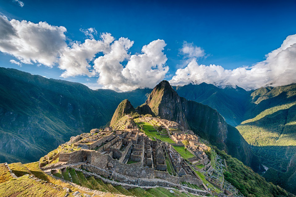 Peru, Sirilanka ve Cape Town da uzaklardan göz kırpan tatil beldeleri olarak öne çıkıyor. (Fotoğraf: Peru)