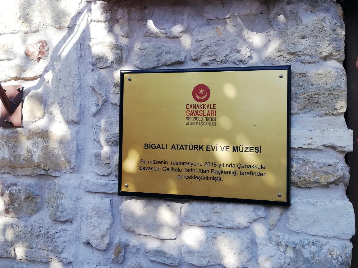 ATATÜRK'ÜN GELİŞİ KÖYÜN KADERİNİ DEĞİŞTİRMİŞ Atatürk'ün burada konaklaması köyün kaderini değiştirmiş. Köye anlam katmış.