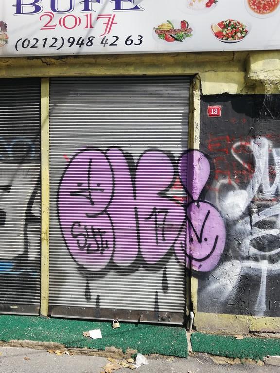 Grafiticilerin bölgeye renk kattığı kesin.
