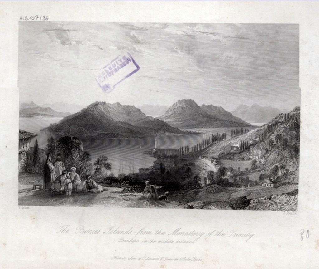 Kartpostallar İBB Atatürk Kitaplığının dijital arşivinde meraklılarına sunuldu.