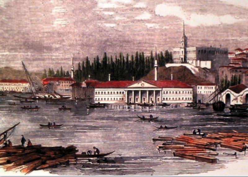 (Deniz Hastanesi-1938)