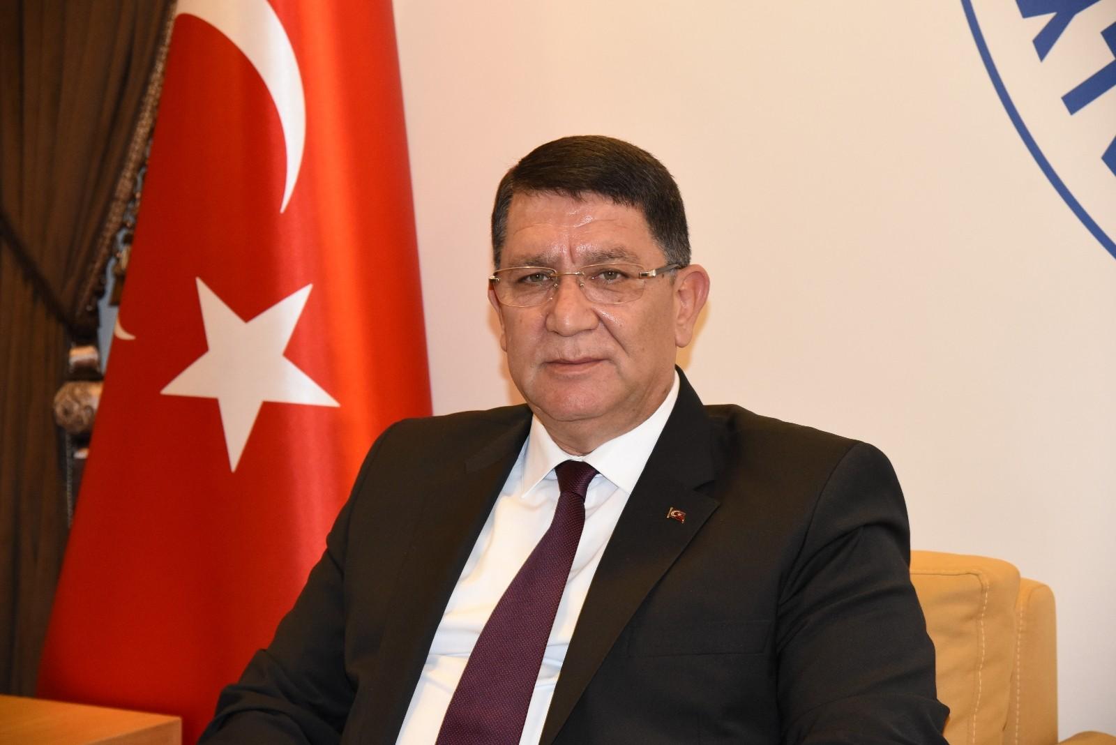"""AESOB Başkanı Adlıhan Dere: """"Esnafımız haksız rekabete kurban edilmemeli"""""""