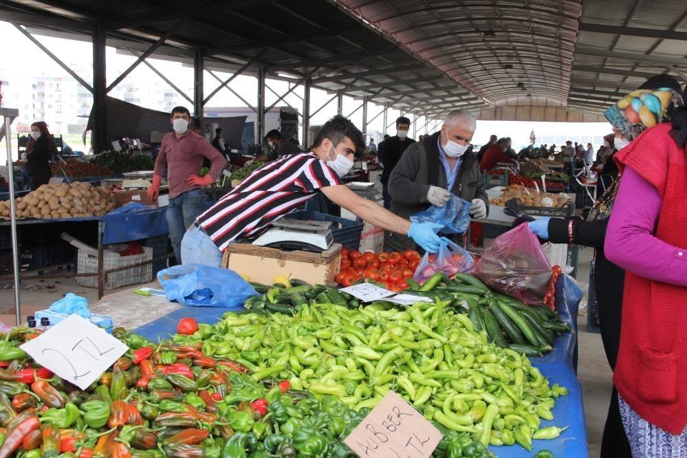 Mersin ve Adana'da mart ayında enflasyon yüzde 15,50 arttı