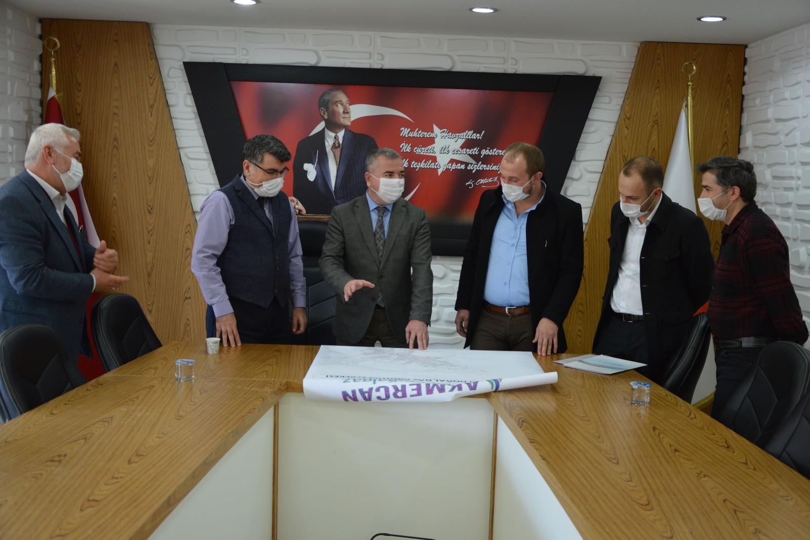 """Başkan Özdemir: """"Çalışma planlarımızda halkımızın taleplerini ön planda tutmaktayız"""