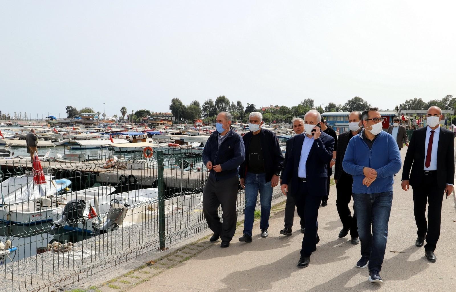 """Gültak: """"Çamlıbel Marina Projesi Mersin'e lig atlatacak"""""""
