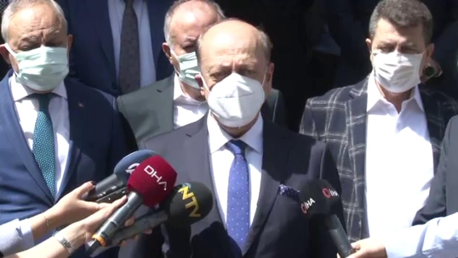 """Çalışma ve Sosyal Güvenlik Bakanı Vedat Bilgin: """"Hep çözümden yana bir tavır sergileyeceğim"""""""