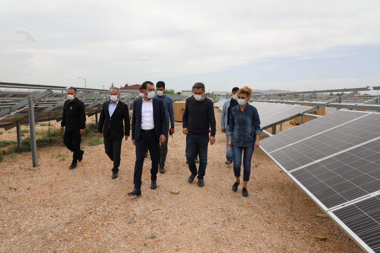 Elazığ Belediyesi,  GES ile 1 milyon 800 bin kilowat elektrik üretecek