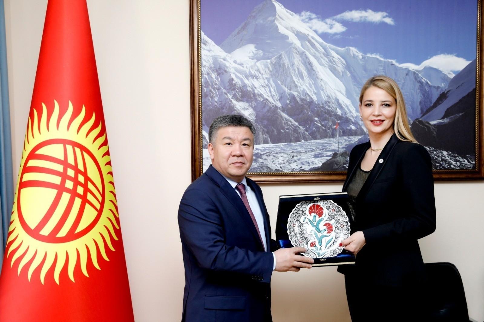 TÜGİAD'dan Kırgızistan çıkarması