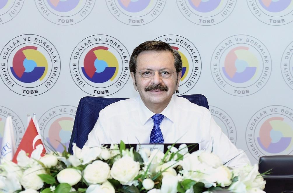 KUTO Başkanı Akdoğan TOBB Ege ve Marmara Bölgesi İstişare Toplantısına katıldı