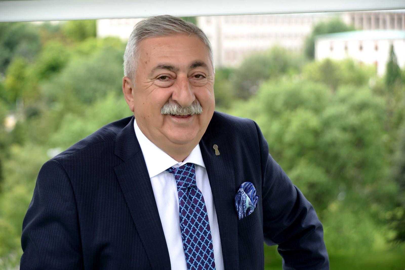 TESK Başkanı Palandöken, tüm çalışanların '1 Mayıs'ını kutladı
