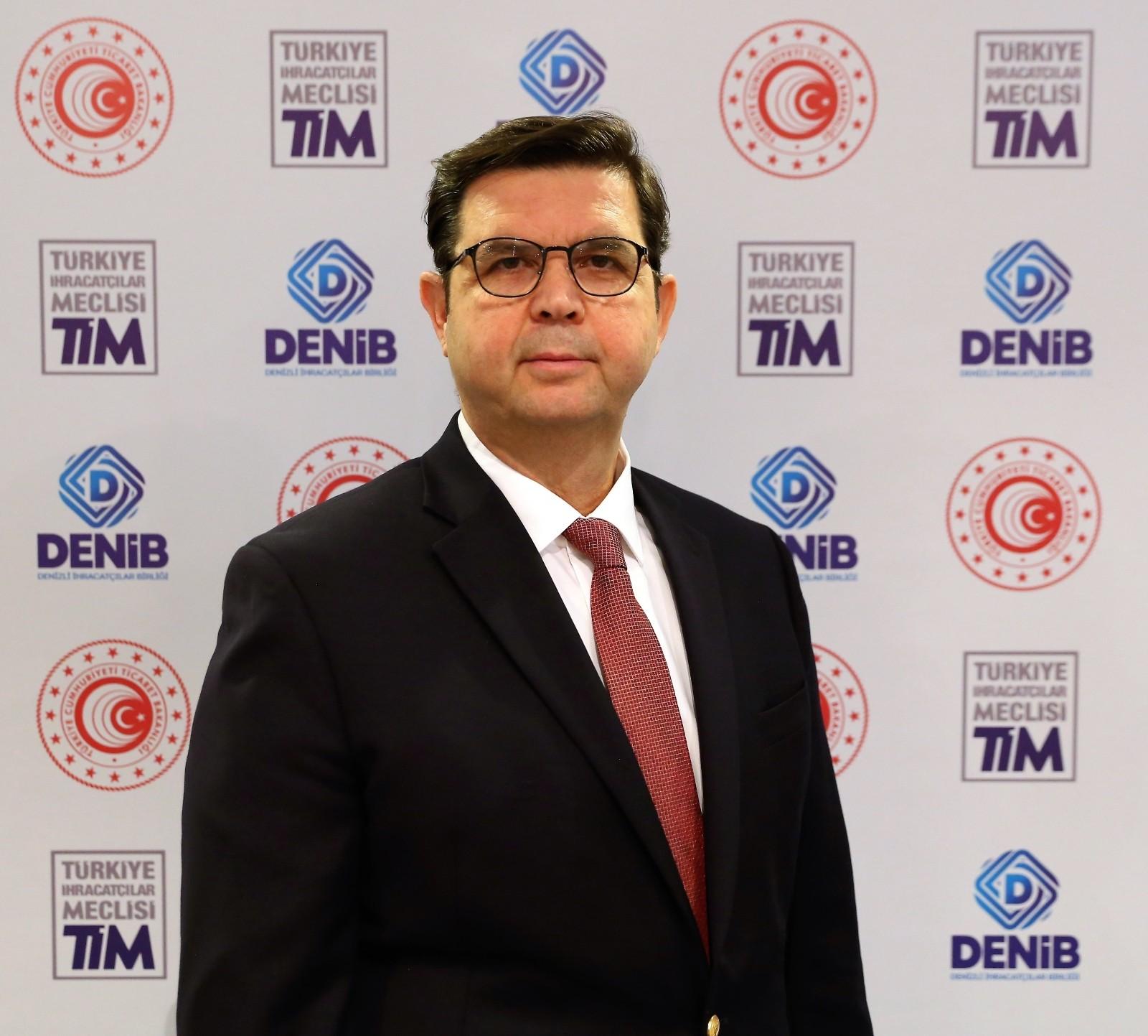 DENİB'in ihracat rekorları devam ediyor