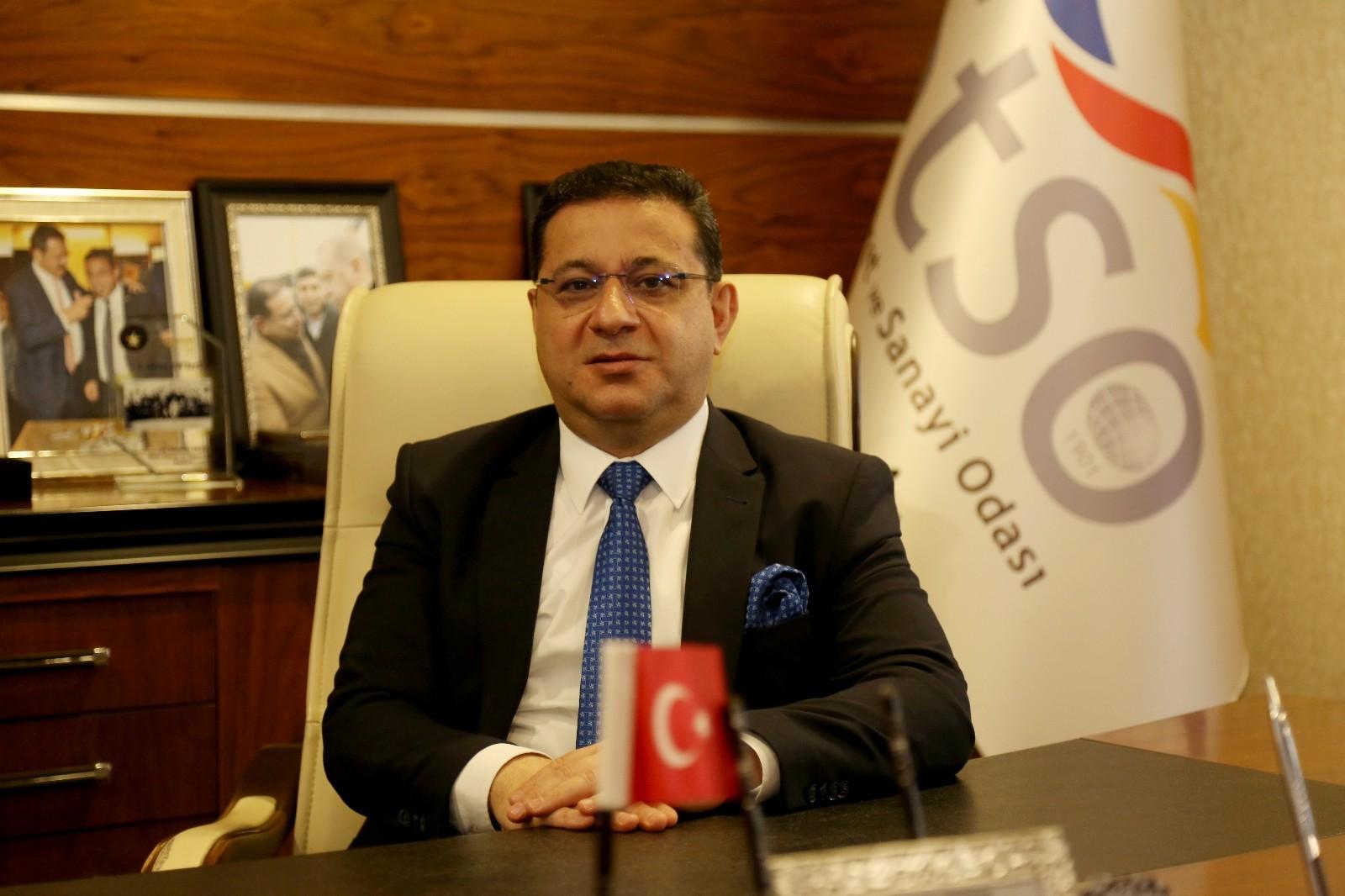 Başkan Eken'den destek paketi açıklamasına teşekkür
