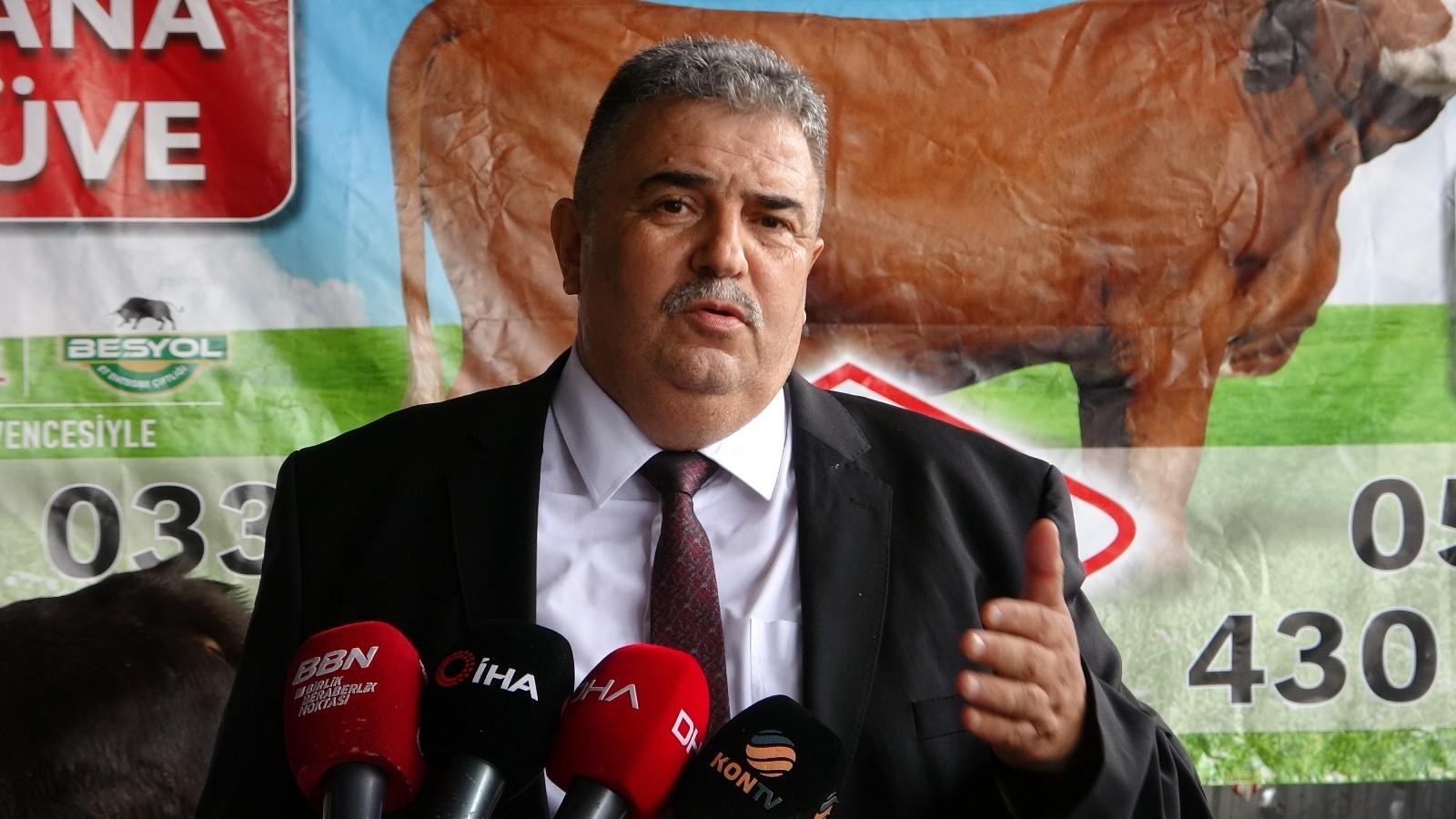 Konya'da kurbanlık hayvan canlı kilo fiyatları belli oldu