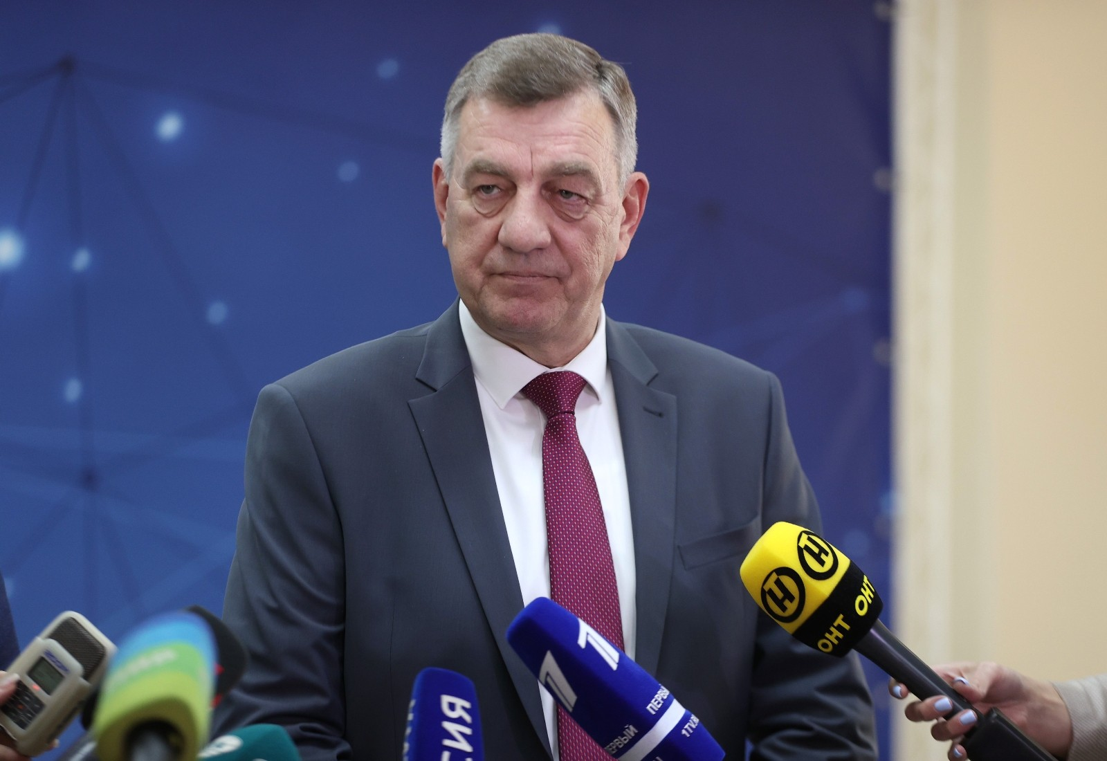 Belarus NGS'nin ilk güç ünitesi devreye girdi