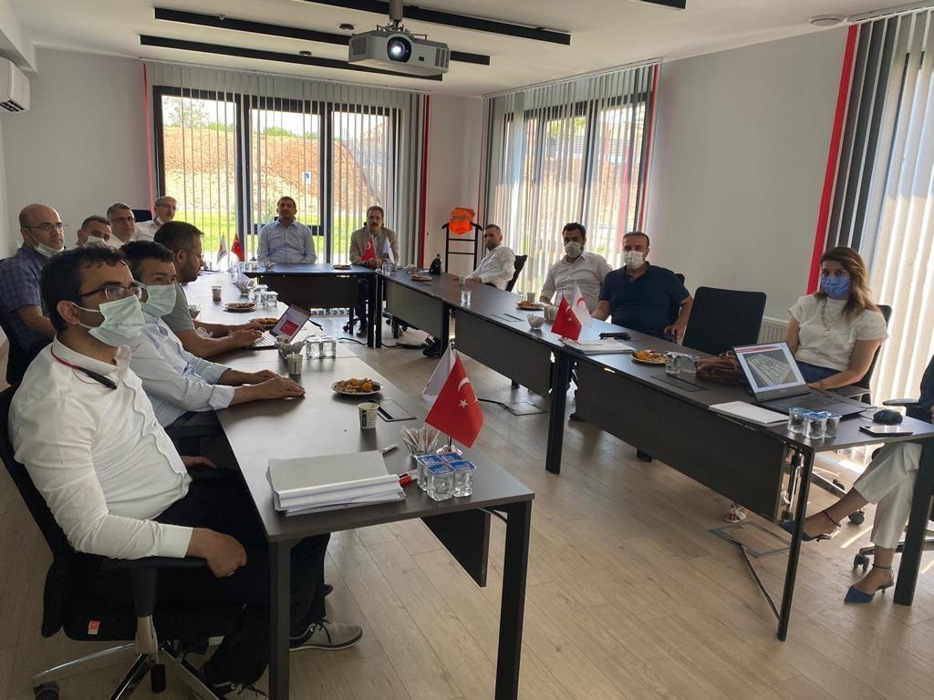 Türkiye'nin en büyük afet barınma sistemleri merkezi Malatya'da kuruluyor