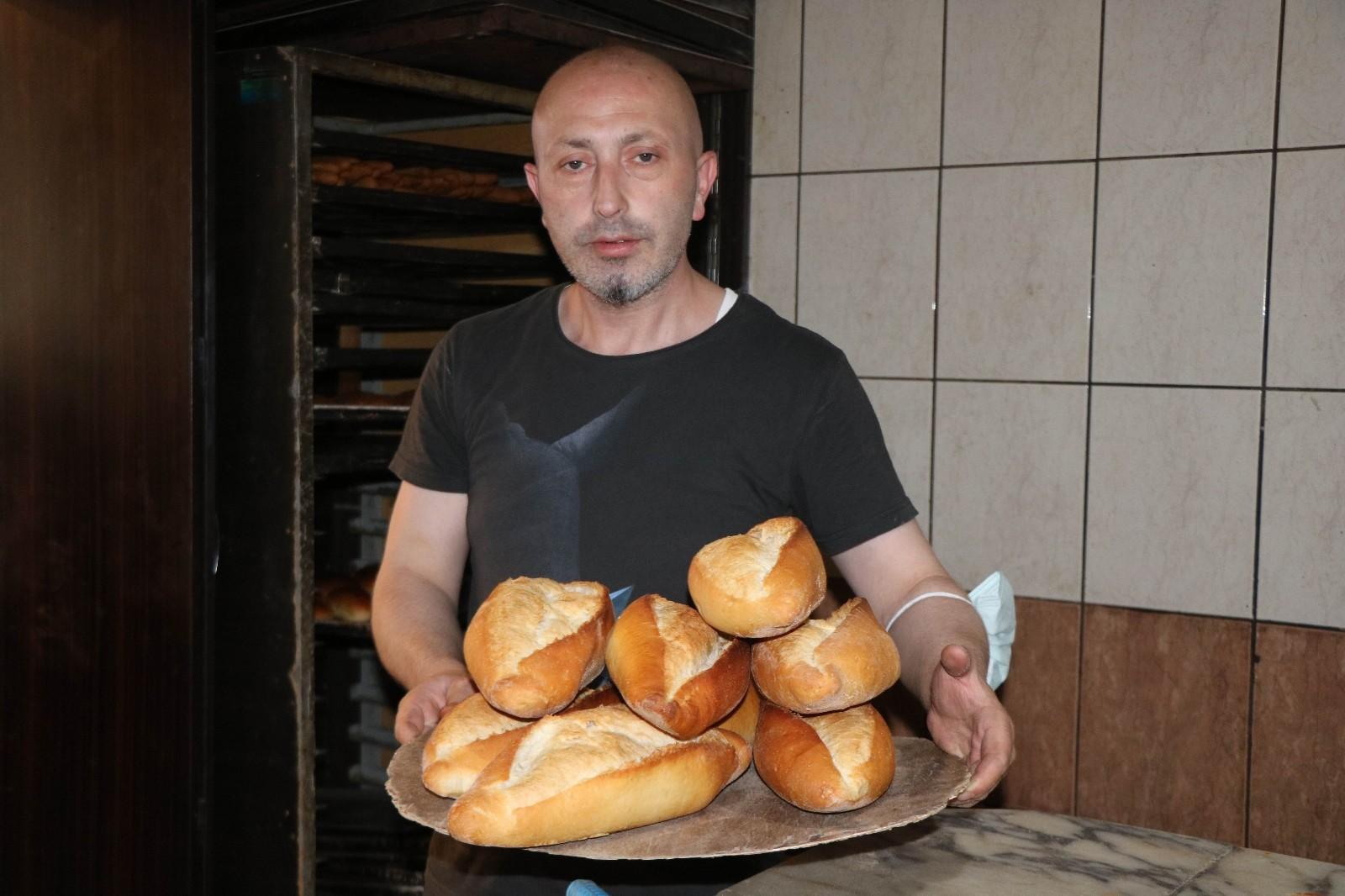 Samsun'da ekmek 2 TL'den satılmaya başlandı: Vatandaş tepkili