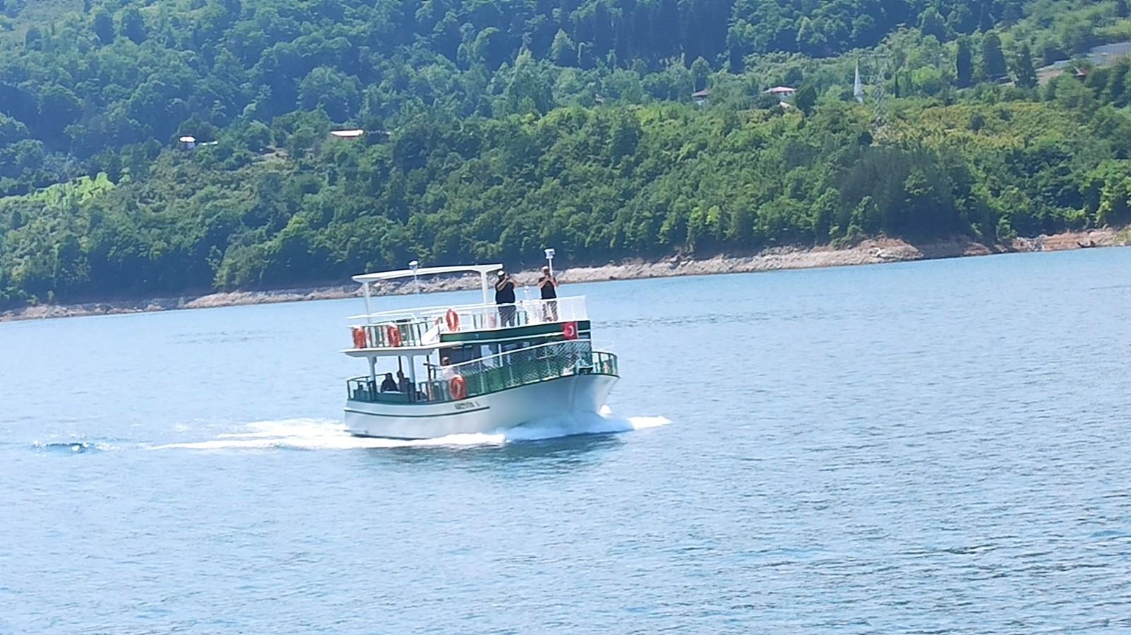 Artvin'de baraj gölleri turizme kazandırılıyor